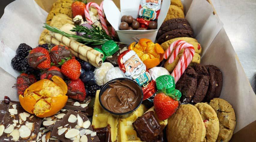 Sweet Treat Grazing Box
